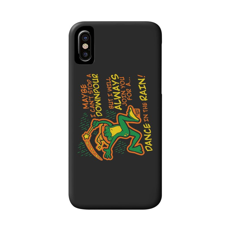 Dance in the Rain Accessories Phone Case by Casper Spell's Shop