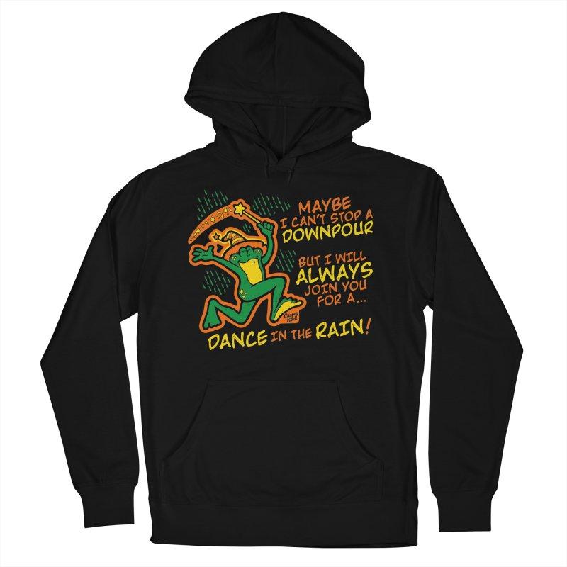 Dance in the Rain Men's Pullover Hoody by Casper Spell's Shop