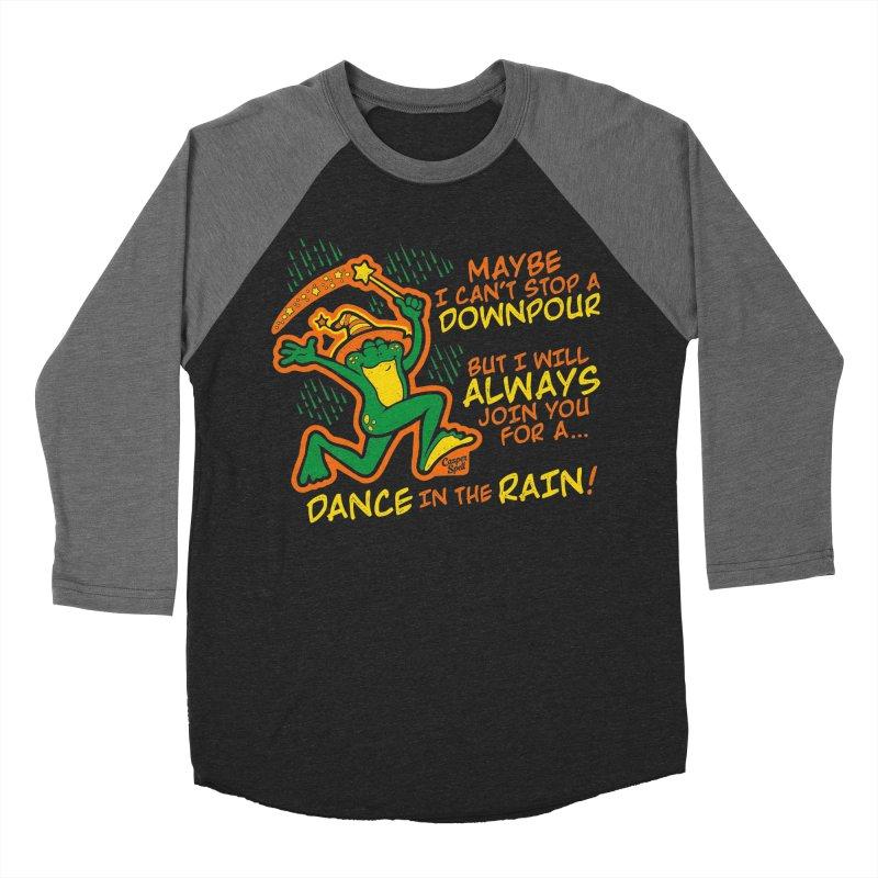 Dance in the Rain Men's Baseball Triblend T-Shirt by Casper Spell's Shop