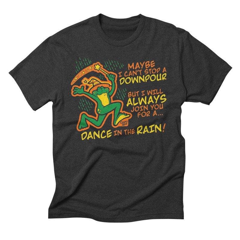 Dance in the Rain Men's Triblend T-shirt by Casper Spell's Shop