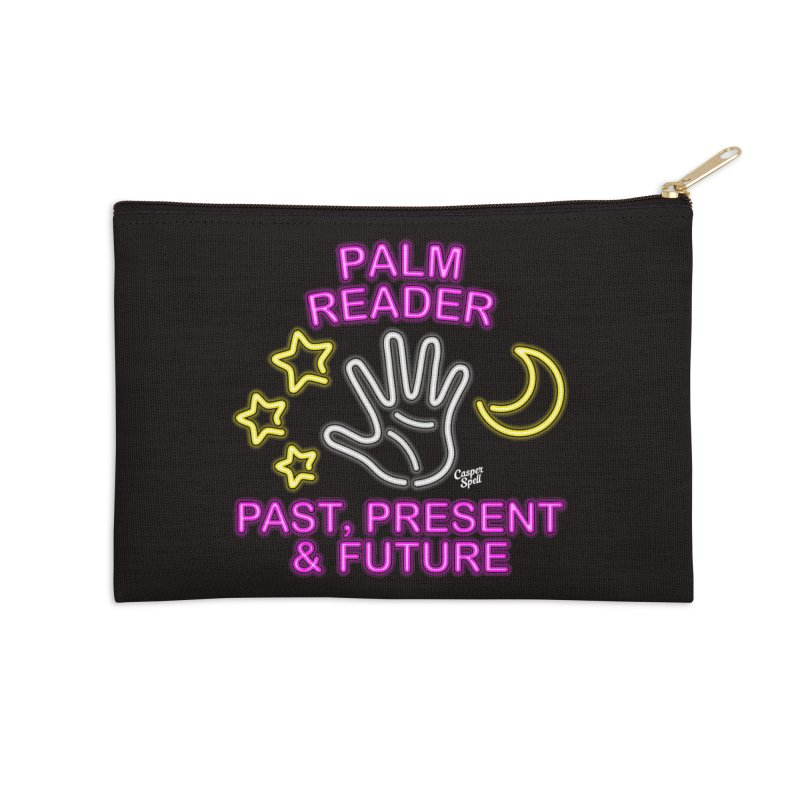 Neon Psychic Fortune Palm Reader Accessories  by Casper Spell's Shop