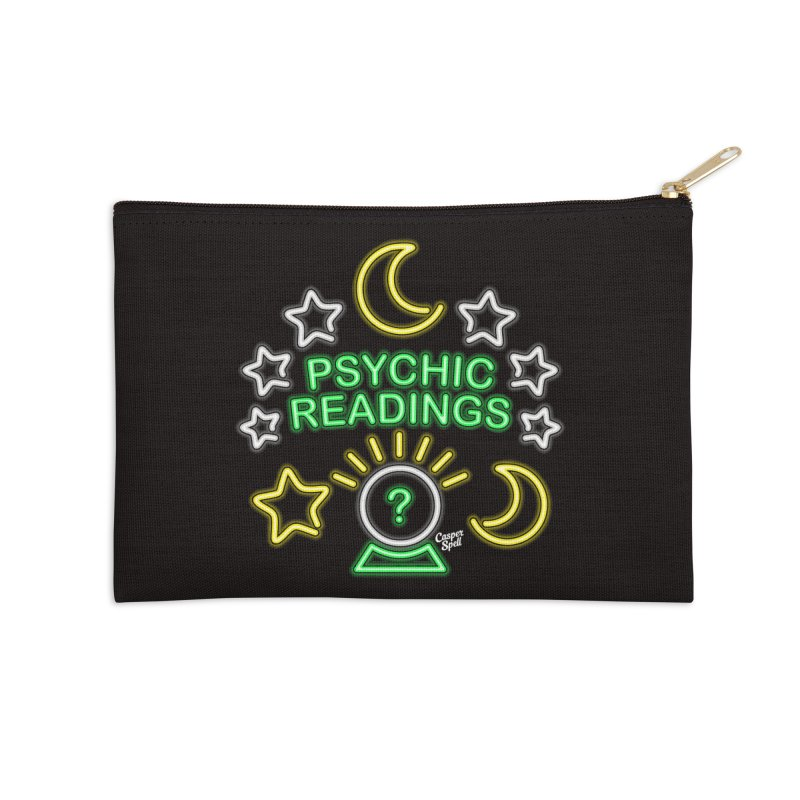 Neon Sign Psychic Reader Readings Accessories  by Casper Spell's Shop