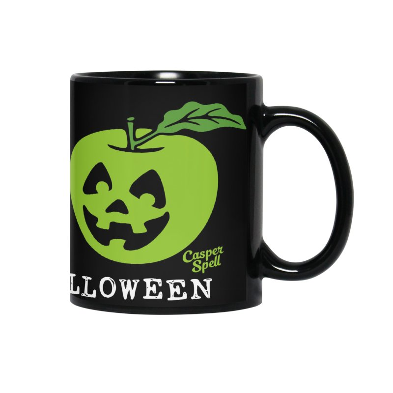 Every Day Is Halloween Accessories Mug by Casper Spell's Shop