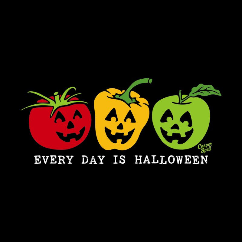 Every Day Is Halloween Home Rug by Casper Spell's Shop
