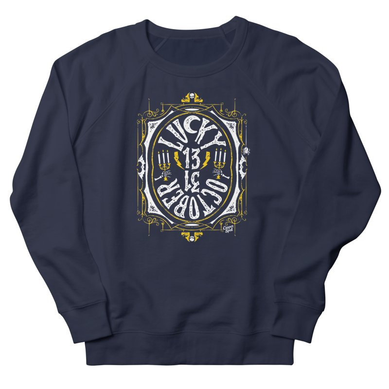 Lucky 13 31 October Men's Sweatshirt by Casper Spell's Shop