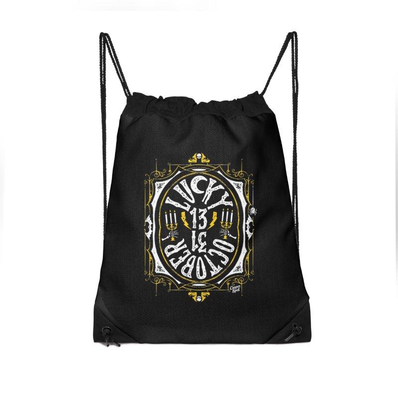 Lucky 13 31 October Accessories Bag by Casper Spell's Shop