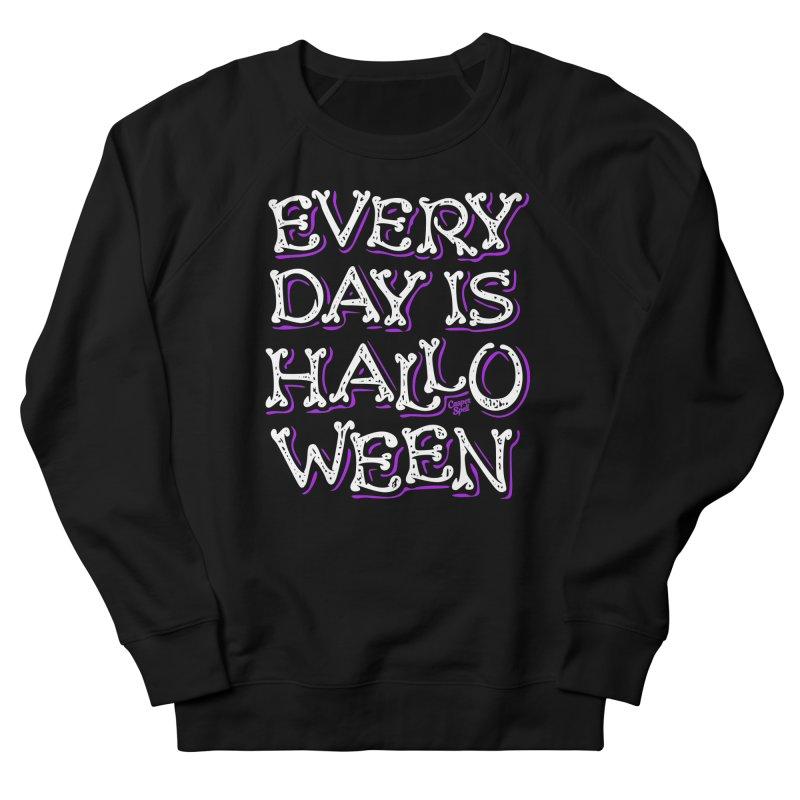 Every Day Is Halloween Men's Sweatshirt by Casper Spell's Shop
