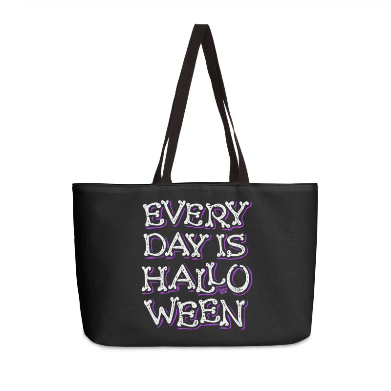 Every Day Is Halloween Accessories Bag by Casper Spell's Shop
