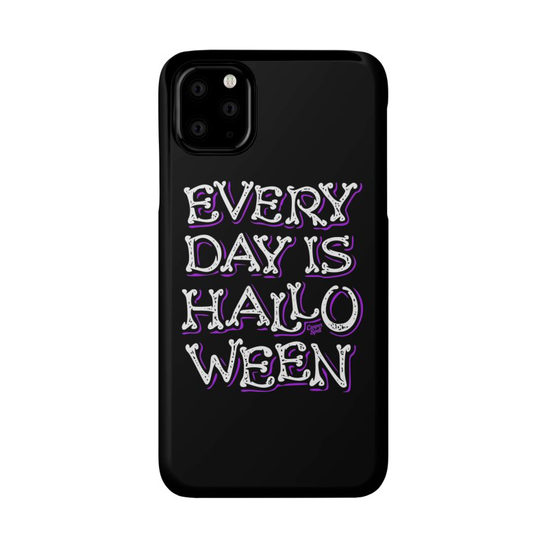 Every Day Is Halloween Accessories Phone Case by Casper Spell's Shop
