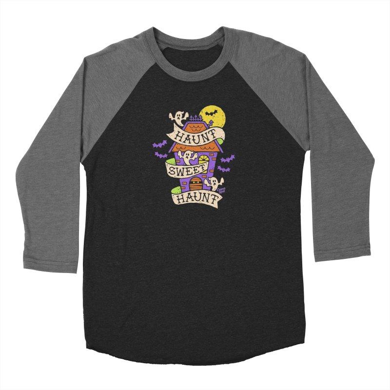 Haunt Sweet Haunt by Casper Spell Women's Longsleeve T-Shirt by Casper Spell's Shop