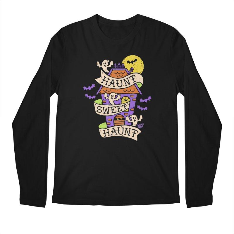 Haunt Sweet Haunt by Casper Spell Men's Longsleeve T-Shirt by Casper Spell's Shop