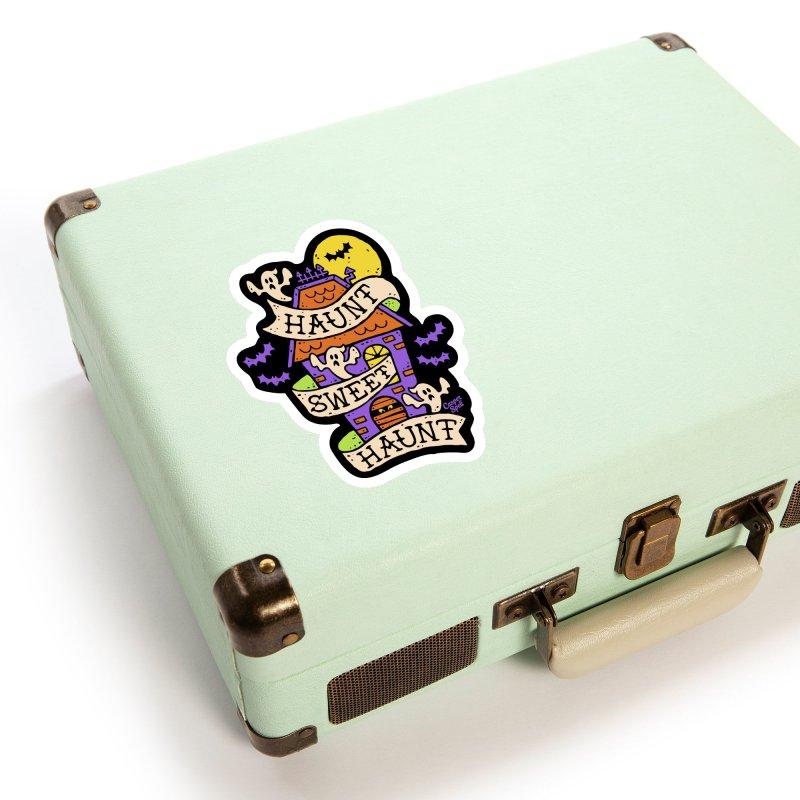 Haunt Sweet Haunt by Casper Spell Accessories Sticker by Casper Spell's Shop