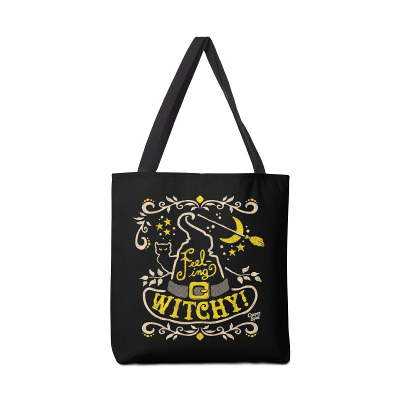 Feeling Witchy by Casper Spell Accessories Bag by Casper Spell's Shop