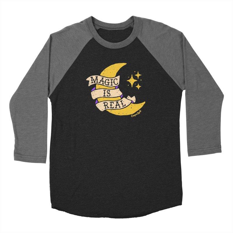 Magic Is Real by Casper Spell Women's Longsleeve T-Shirt by Casper Spell's Shop