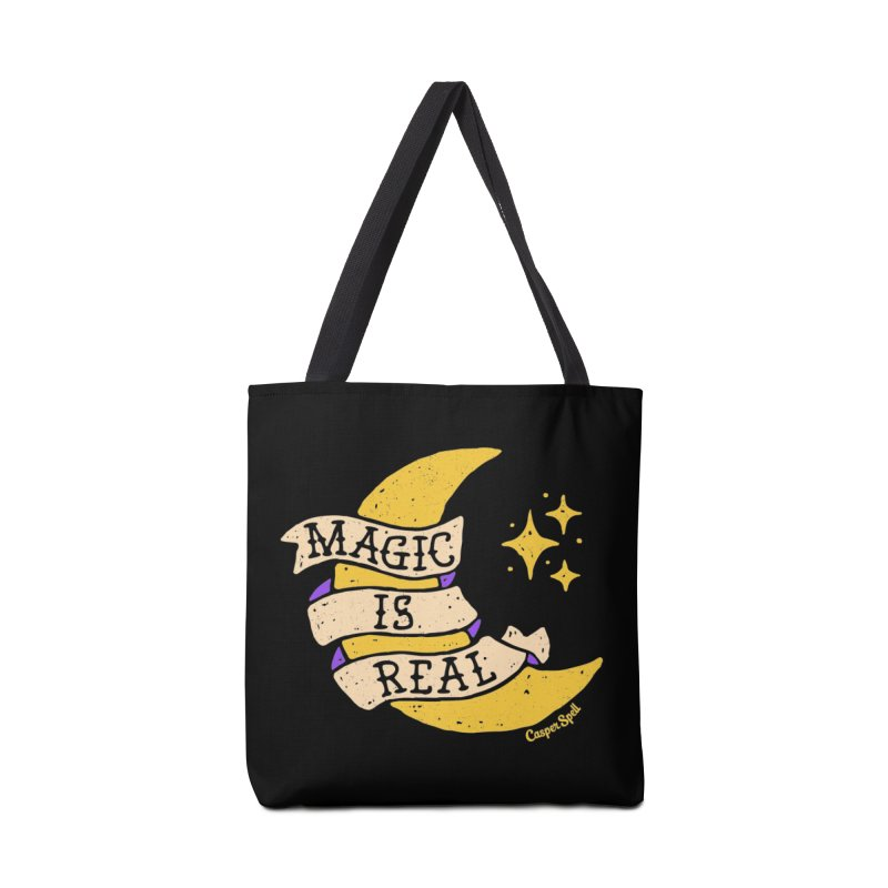 Magic Is Real by Casper Spell Accessories Bag by Casper Spell's Shop
