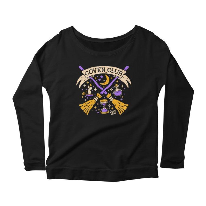 Coven Club by Casper Spell Women's Longsleeve T-Shirt by Casper Spell's Shop