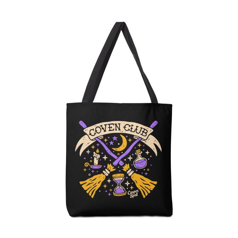 Coven Club by Casper Spell Accessories Bag by Casper Spell's Shop