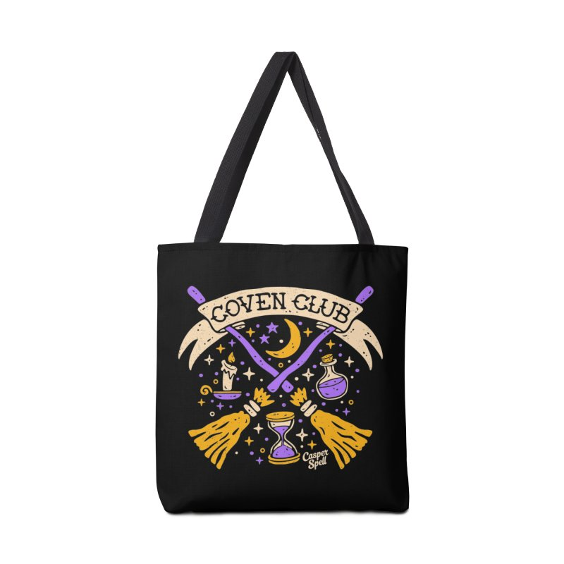Coven Club by Casper Spell Accessories Bag by Casper Spell's Shop