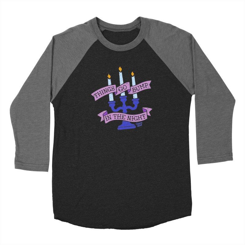 Things Go Bump In The Night Women's Longsleeve T-Shirt by Casper Spell's Shop