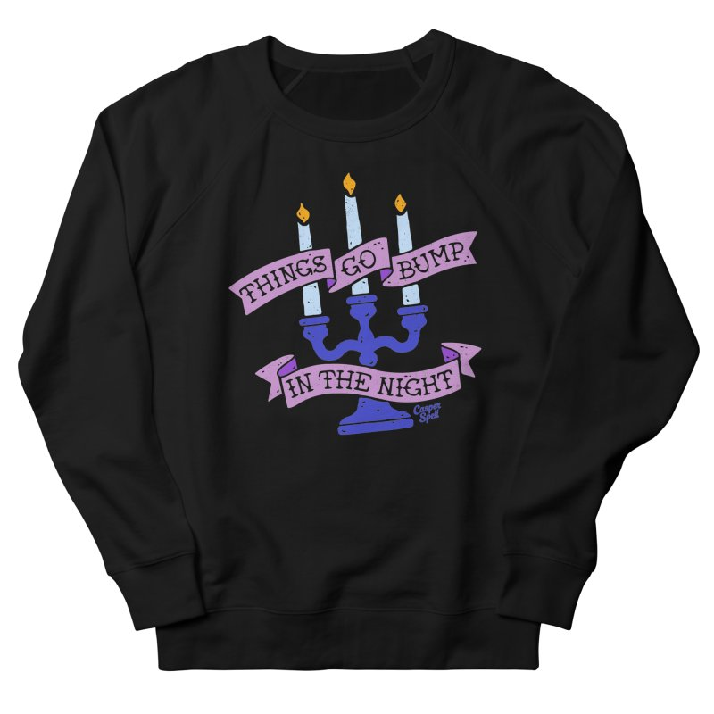 Things Go Bump In The Night Women's Sweatshirt by Casper Spell's Shop
