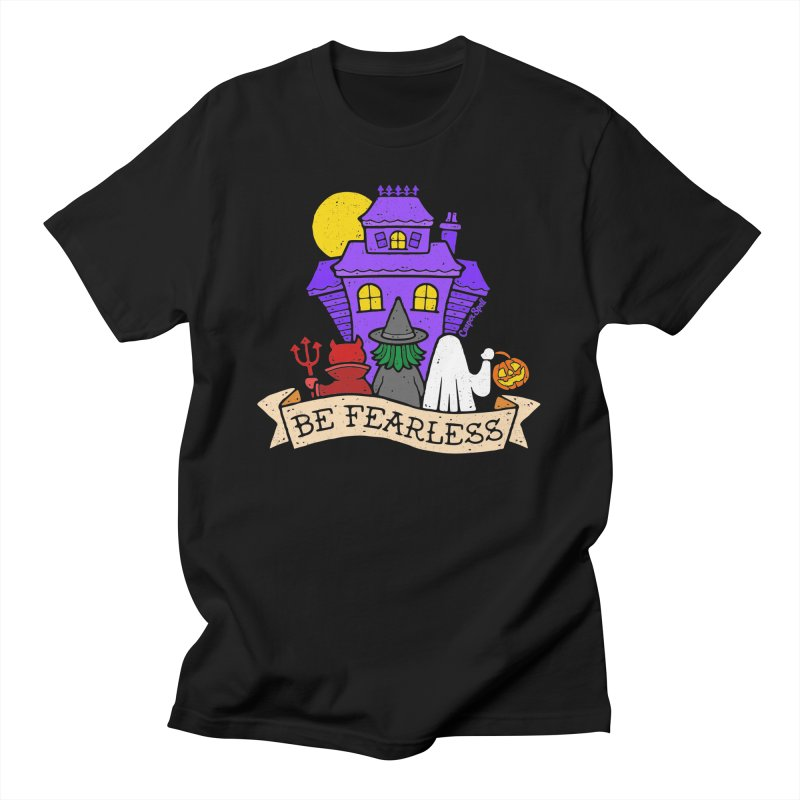 Be Fearless by Casper Spell Women's T-Shirt by Casper Spell's Shop