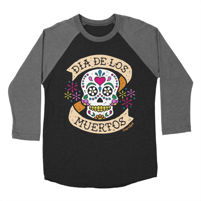 Day of the Dead (Dia de los Muertos) Men's  by Casper Spell's Shop