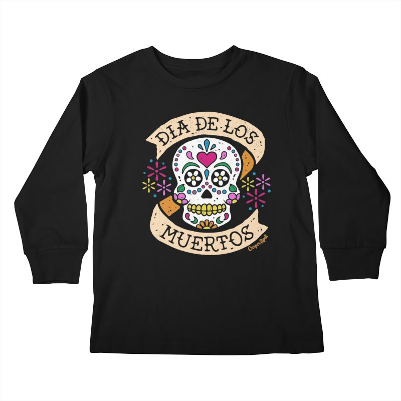 Day of the Dead (Dia de los Muertos) Kids  by Casper Spell's Shop