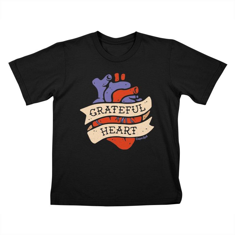 Grateful Heart by Casper Spell Kids  by Casper Spell's Shop