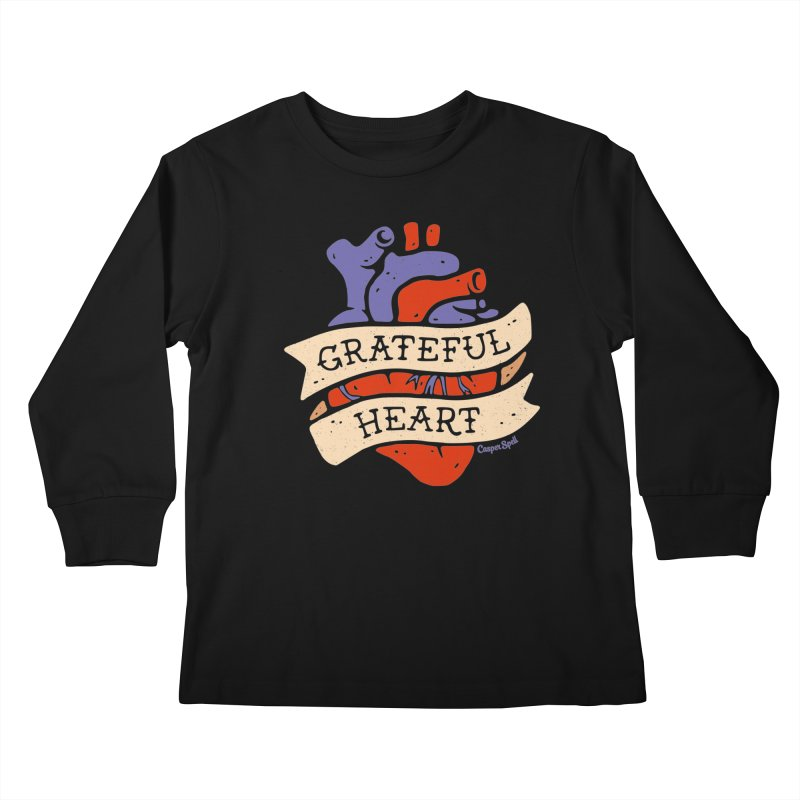 Grateful Heart by Casper Spell Kids  by Casper Spell's Shop