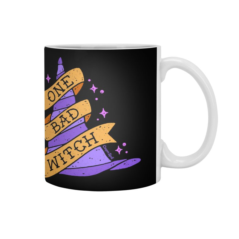 One Bad Witch Accessories Mug by Casper Spell's Shop