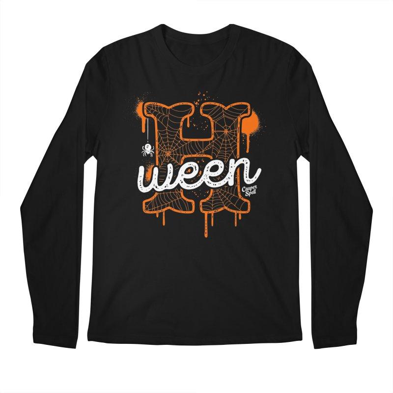 H'ween Men's Longsleeve T-Shirt by Casper Spell's Shop