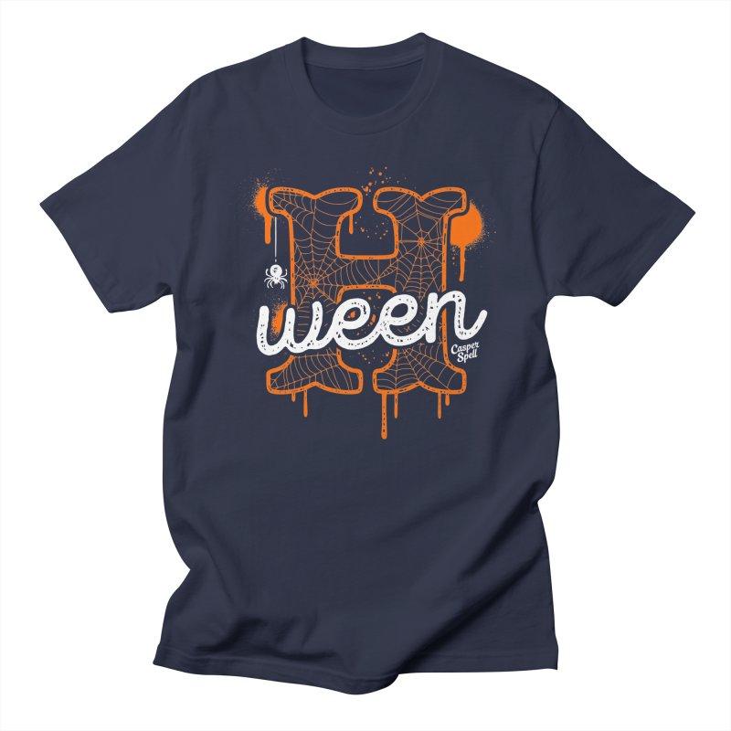 H'ween Men's T-Shirt by Casper Spell's Shop