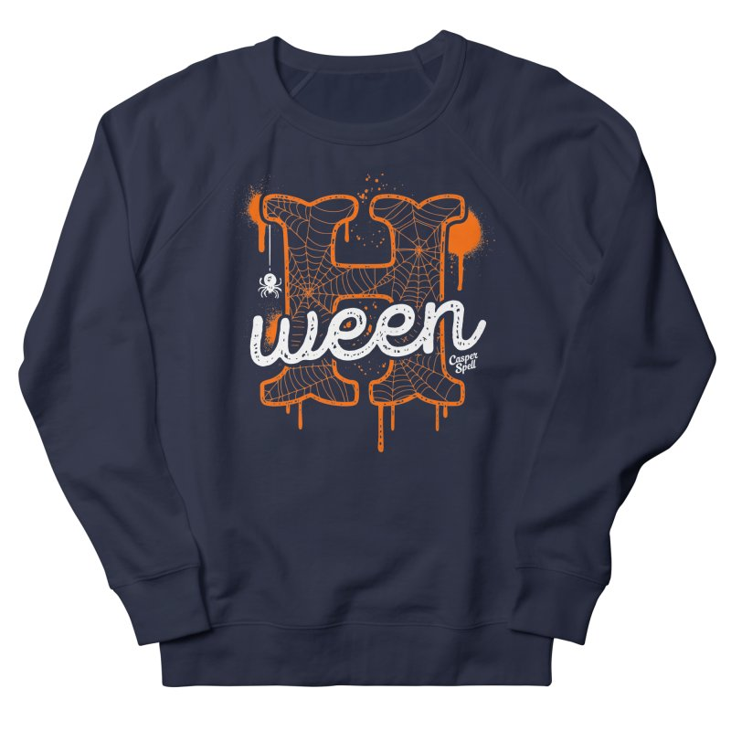 H'ween Men's Sweatshirt by Casper Spell's Shop