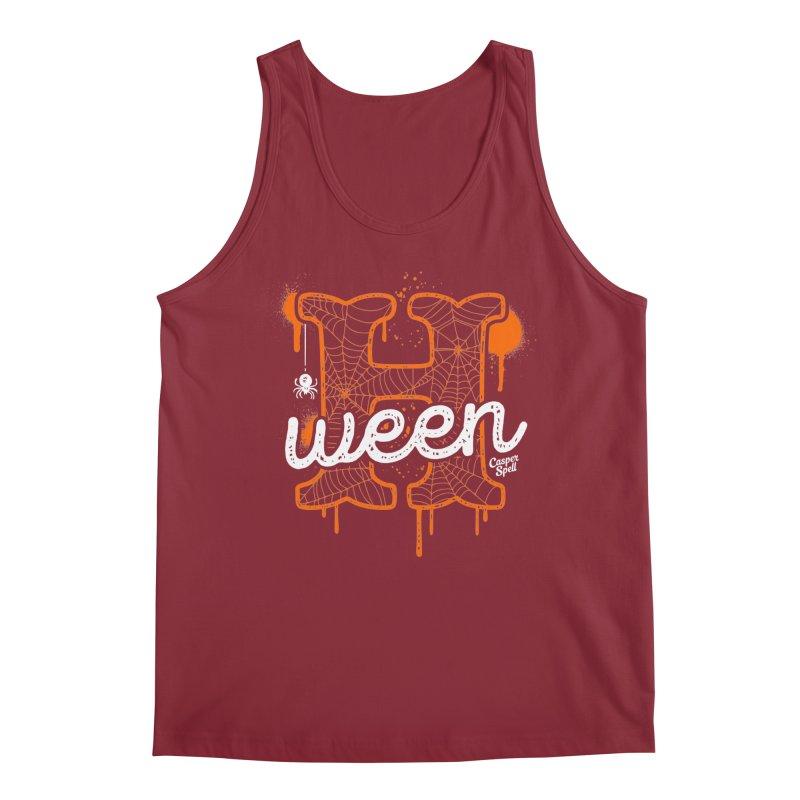 H'ween Men's Tank by Casper Spell's Shop