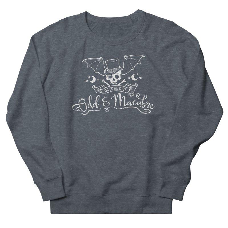 Odd and Macabre Men's Sweatshirt by Casper Spell's Shop