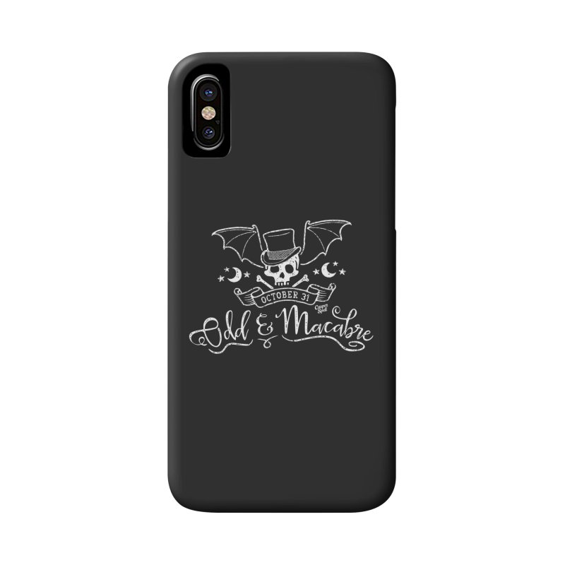 Odd and Macabre Accessories Phone Case by Casper Spell's Shop
