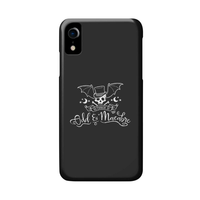 Odd and Macabre Accessories Phone Case by Casper Spell's Shop
