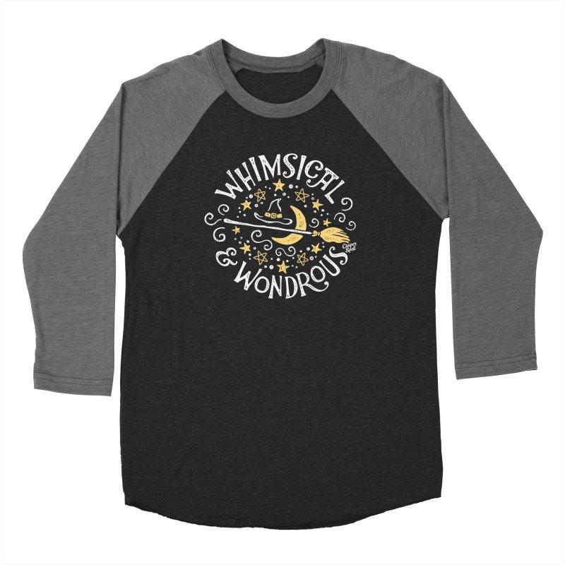Whimsical and Wondrous Men's Longsleeve T-Shirt by Casper Spell's Shop