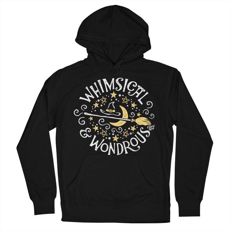 Whimsical and Wondrous Women's Pullover Hoody by Casper Spell's Shop