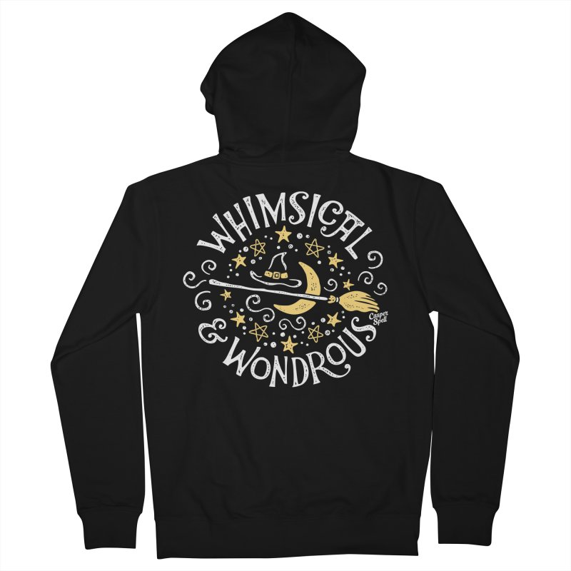 Whimsical and Wondrous Women's Zip-Up Hoody by Casper Spell's Shop