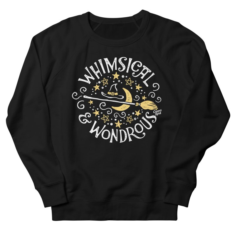 Whimsical and Wondrous Men's Sweatshirt by Casper Spell's Shop