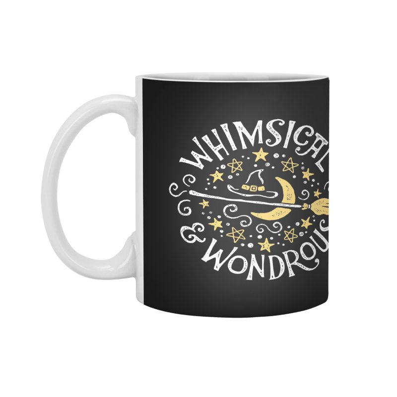 Whimsical and Wondrous Accessories Mug by Casper Spell's Shop