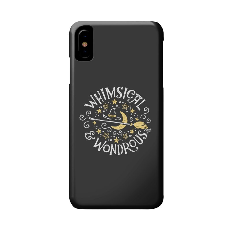 Whimsical and Wondrous Accessories Phone Case by Casper Spell's Shop