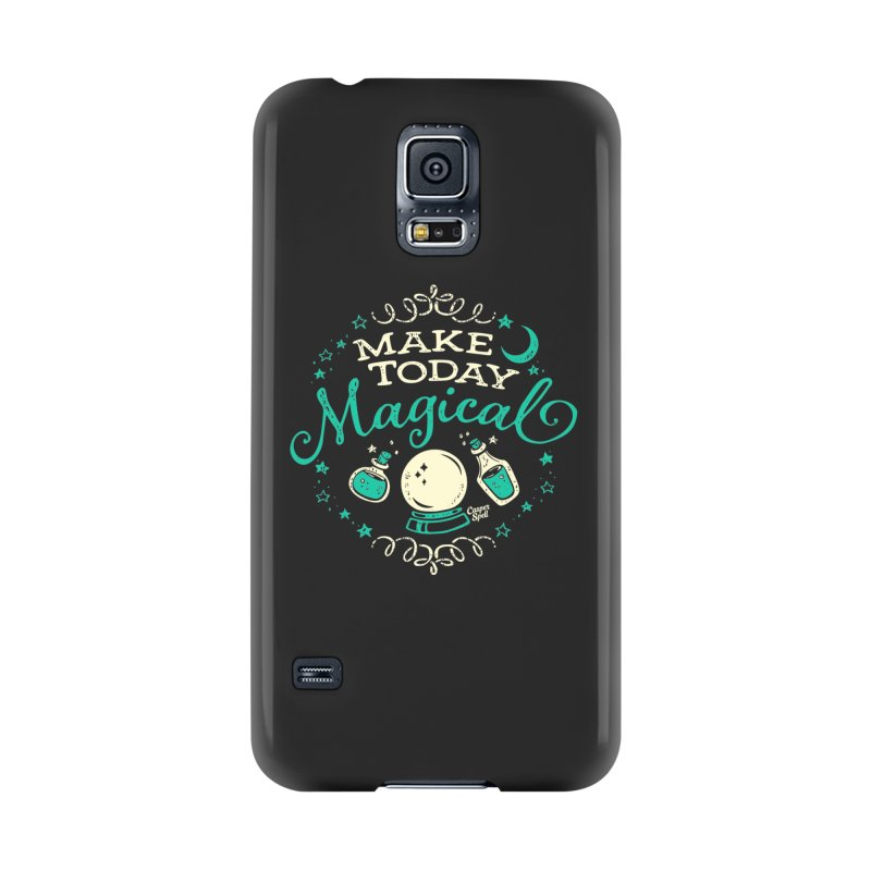 Make Today Magical Accessories Phone Case by Casper Spell's Shop