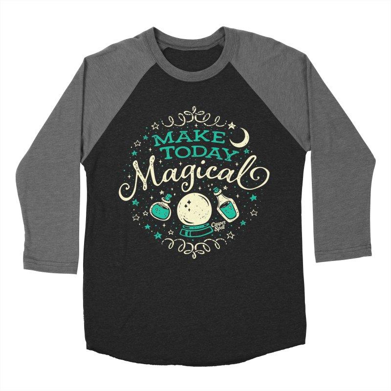 Make Today Magical Women's Longsleeve T-Shirt by Casper Spell's Shop