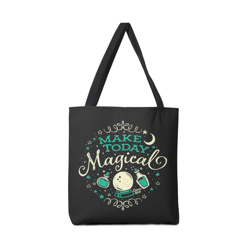 Make Today Magical Accessories Bag by Casper Spell's Shop