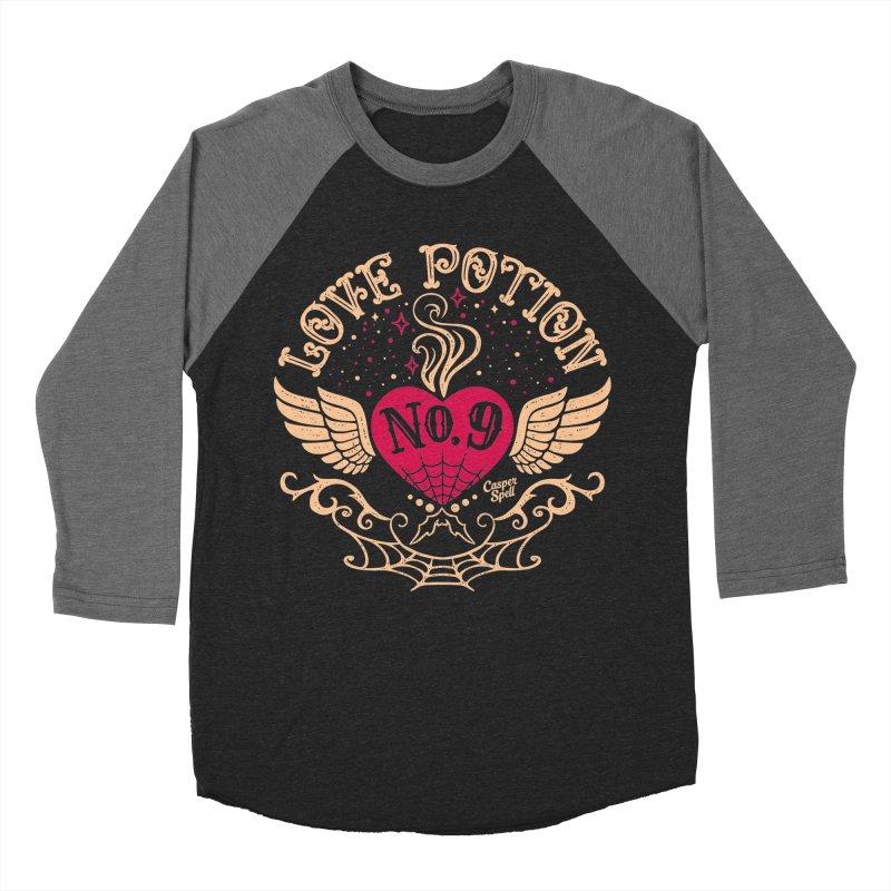Love Potion No. 9 Women's Longsleeve T-Shirt by Casper Spell's Shop