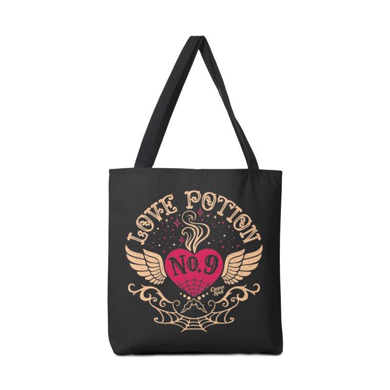 Love Potion No. 9 Accessories Bag by Casper Spell's Shop