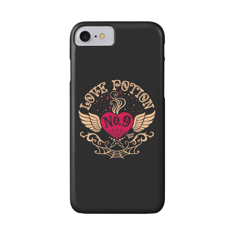 Love Potion No. 9 Accessories Phone Case by Casper Spell's Shop