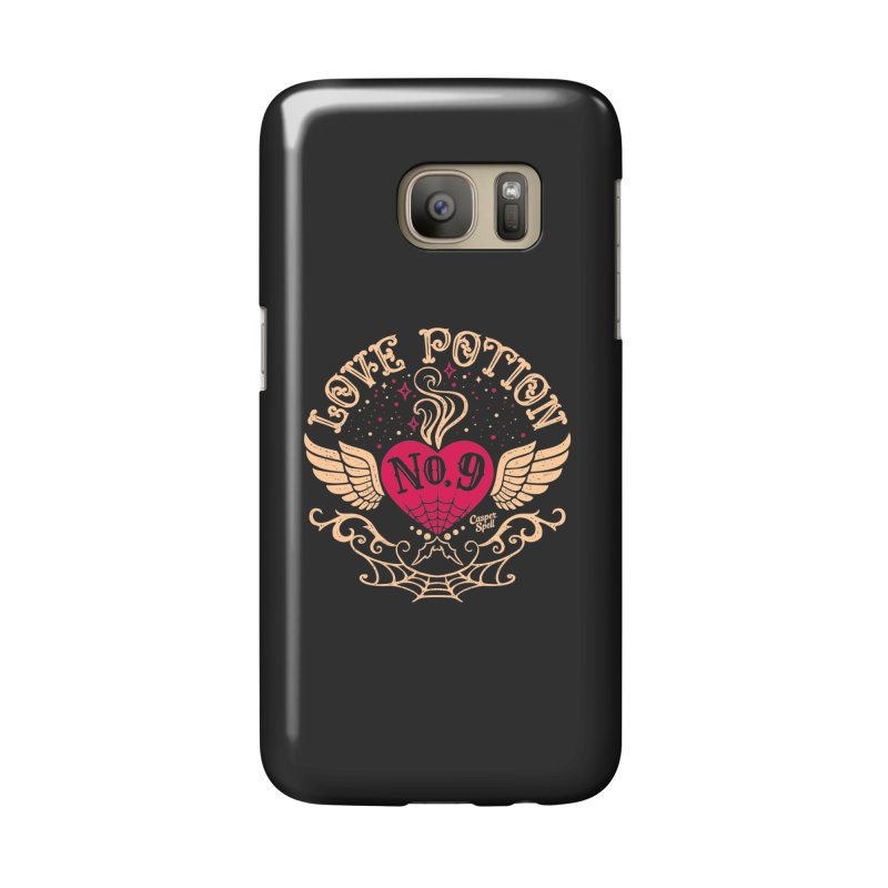 Love Potion No. 9 Accessories Phone Case by Casper Spell's Shop